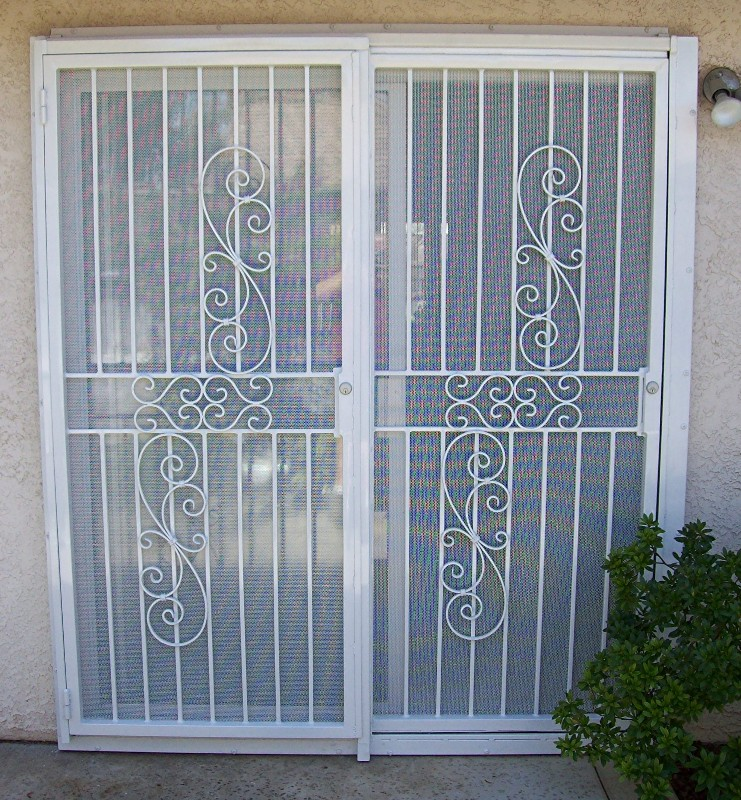 Patio Security Doors 741 x 800